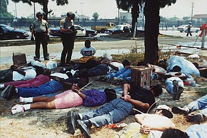 When LA Erupted In Anger: A Look Back At The Rodney King ...