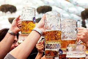 Binge Drinkers Beware: Study Finds Link Between Alcohol And Heart Arrhythmias