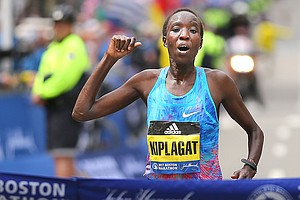 Boston Champ Juggles Marathons, 5 Kids, Kenyan Farm