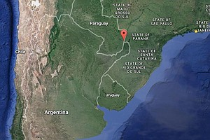 'Mega-Robbery' In Paraguay: Dozens Reportedly Took Part In Violent Heist