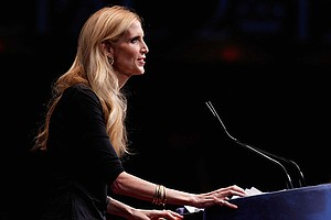 After Back-And-Forth, Ann Coulter Speech Is Off At UC Ber...
