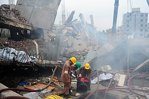 4 Years After Rana Plaza Tragedy, What's Changed For Bangladeshi Garment Work...