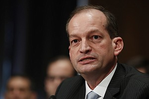 Acosta Confirmed As Labor Secretary, First Latino Member ...