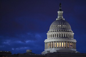 Congress Reaches Deal To Fund Government Through September