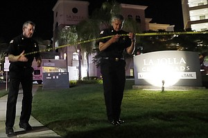 Gunman Kills 1, Wounds 6 In Shooting At A Pool Party In San Diego