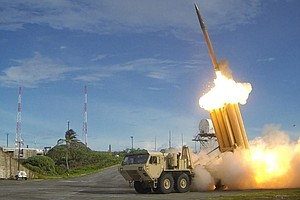 THAAD Missile System In South Korea Is Now Operational, U.S. Says