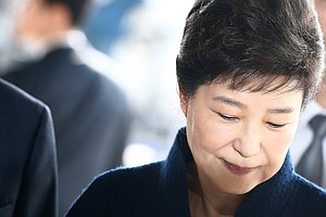Trial Of Ousted South Korean Leader Begins As Voters Mull Her Replacement