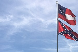 Feeling Kinship With The South, Northerners Let Their Con...