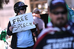 Hate Speech And The Misnomer Of 'The Marketplace of Ideas'