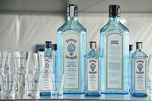 Ginned Up: Canada Recalls Bottles Of Bombay Sapphire For Being Extra-Boozy