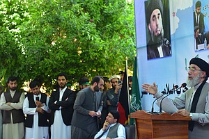 The 'Butcher Of Kabul' Is Welcomed Back In Kabul