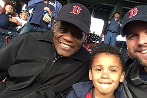 Boston Red Sox Fan Reports A Racial Slur, And A Lifetime ...