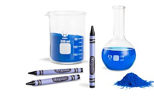 Crayola Gives The People What They Want: A New Blue Crayon
