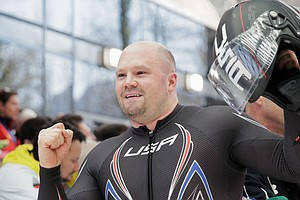 Champion Bobsledder Steven Holcomb 'Found Dead In His Room'