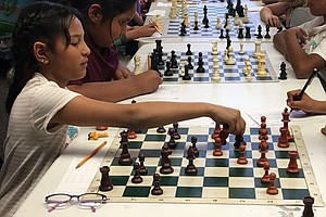 The Idea Was To Keep Kids Safe After School. Now They're Chess Champions