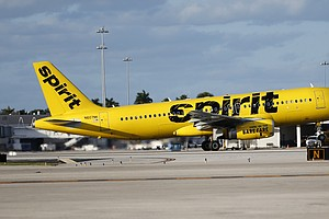 Brouhaha Breaks Out At Spirit Airlines' Ticket Counter. H...