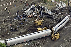Engineer In Deadly 2015 Amtrak Derailment Won't Face Criminal Charges