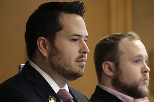 New Hampshire State Lawmaker Accused Of Online Misogyny Faces Expulsion