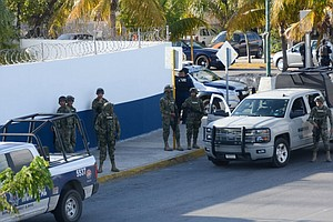Mexico Is World's Second Most Violent Country, Report Says
