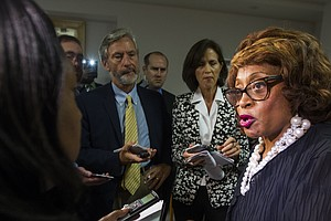 Former U.S. Rep. Corrine Brown Convicted Of Stealing From...
