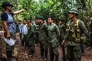 Dissident Rebels In Colombia Ignore Peace Treaty And Cont...