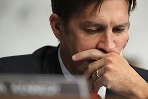 Sen. Sasse: Comey Firing 'Troubling' Amid 'Crisis Of Publ...