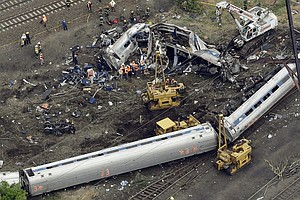 Amtrak Engineer Charged In Deadly 2015 Philadelphia Train Crash