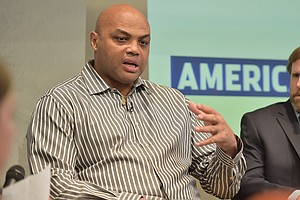 In 'American Race,' Charles Barkley Is A True Believer In...
