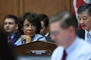 'Auntie' Maxine Waters Is The Political Crush Of The Moment For Young Progres...