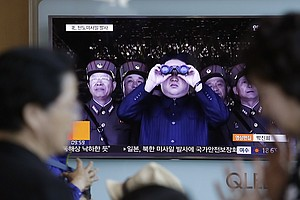 North Korea Celebrates Test Of New, Long-Range Missile