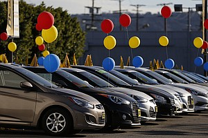 Automakers Feeling Squeeze From Investors Despite Strong ...