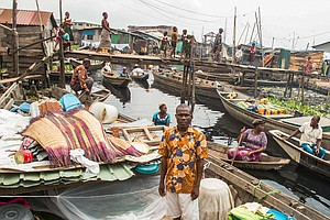 Slum Dwellers In Africa's Biggest Megacity Are Now Living...