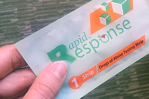 An Experiment Helps Heroin Users Test Their Street Drugs ...