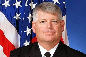 U.S. Navy Admiral Sentenced To Prison In Bribery Scandal