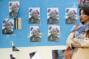 When Iran Heads To The Polls, A Stark — If Limited — Choice Awaits