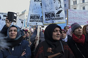 Austria Becomes Latest Country In Europe To Ban Full-Face Veil