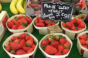 For A Sister, Strawberry Season In Paris Brings Bittersweet Memories