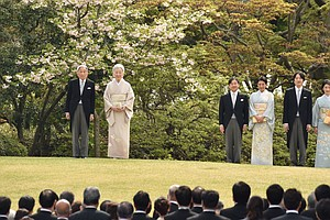 Japan's Cabinet Moves To Allow Emperor To Abdicate