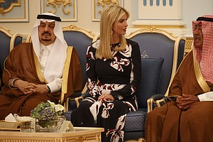 Saudis And The UAE Will Donate $100 Million To A Fund Inspired By Ivanka Trump
