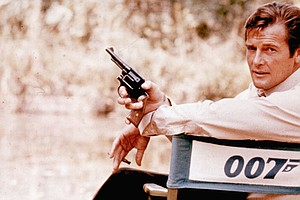 He Called Himself 'One Lucky Bastard': Sir Roger Moore Di...