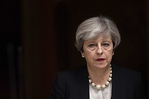UK Raises Threat Level To 'Critical'; Attack 'May Be Immi...