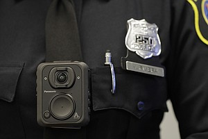 Should The Police Control Their Own Body Camera Footage?