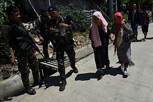 After Botched Raid, Philippines Tries To Reclaim A City U...