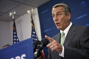 Boehner Says Apart From Foreign Policy, Trump Has Been 'A...