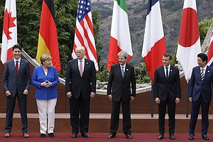 G7 Summit Ends Without U.S. Joining Consensus On Climate ...