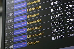 On Day 3 Of Cancellation Chaos, British Airways Edges Closer To Recovery