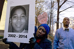 Officer Who Killed Tamir Rice Fired For Rule Violations O...