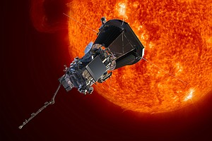 NASA Plans To Launch A Probe Next Year To 'Touch The Sun'