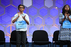 For First Time In Four Years, Solo Speller Claims Nationa...