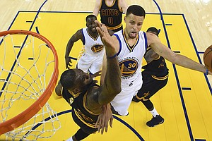 Live Tweets: Cavs-Warriors Are Back For NBA Game One